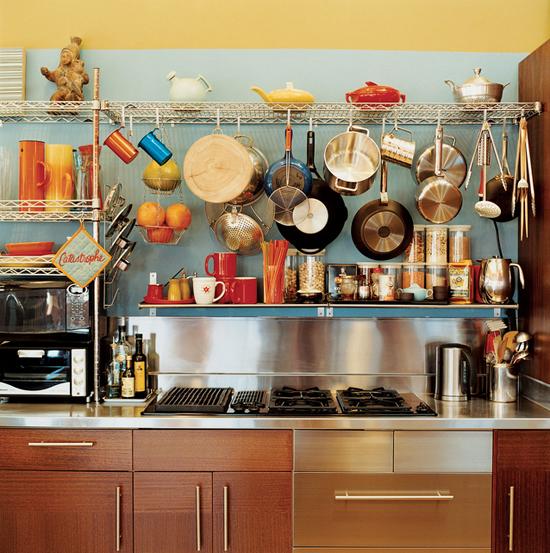 Дизайн посуды на кухне