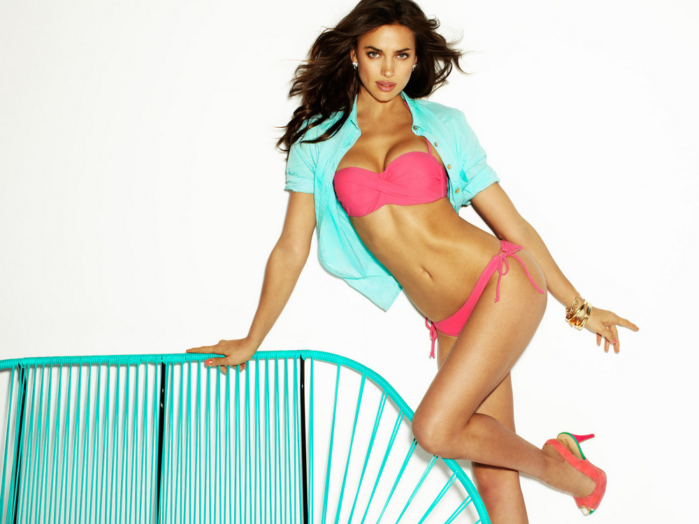 Irina Shayk for SUITEBLANCO Spring-Summer 2012 Full-005