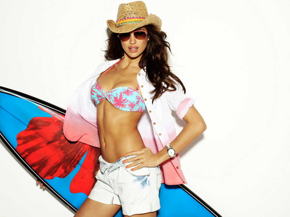 Irina Shayk for SUITEBLANCO Spring-Summer 2012 Full-014
