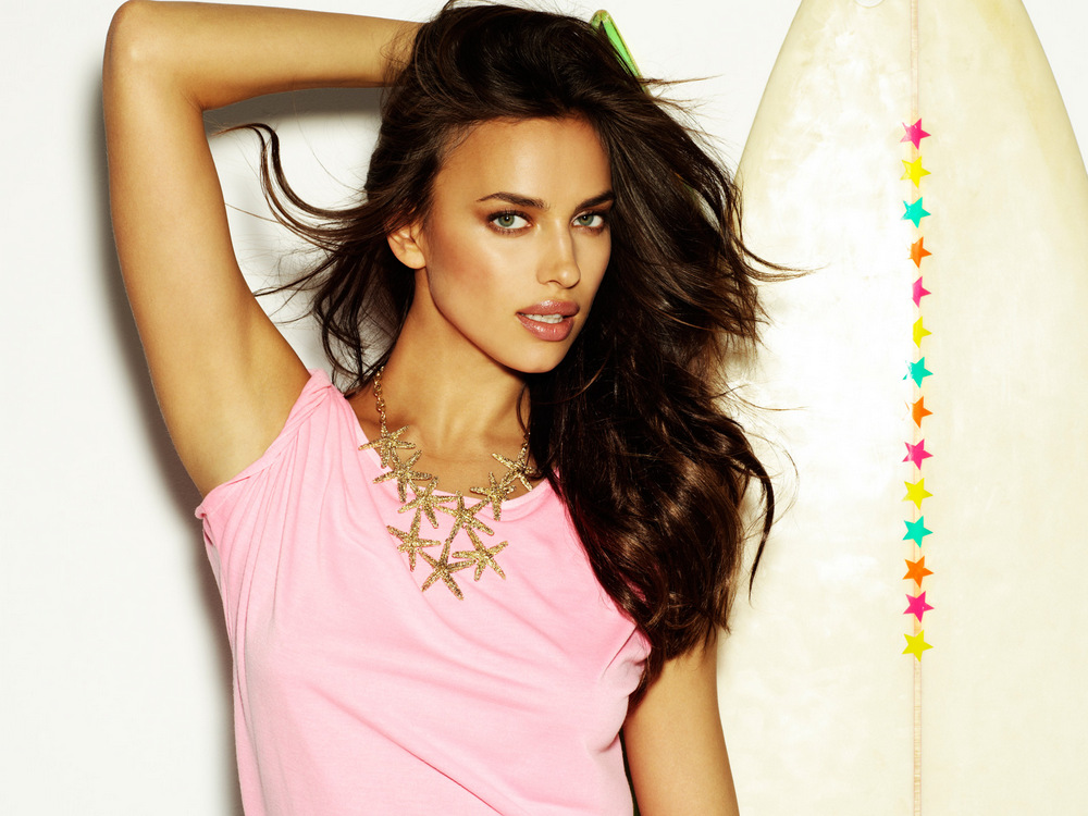 Irina Shayk for SUITEBLANCO Spring-Summer 2012 Full-015