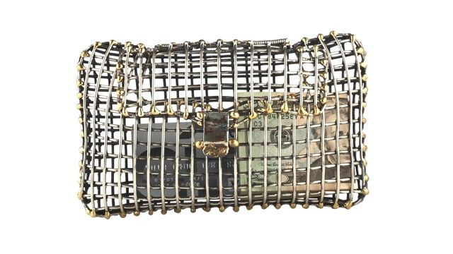 Anndra Neen - Metal Cage Clutches
