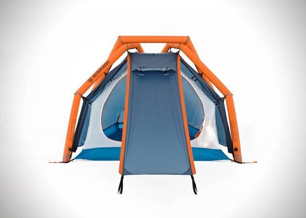 Надувная туристическая палатка Wedge от Heimplanet