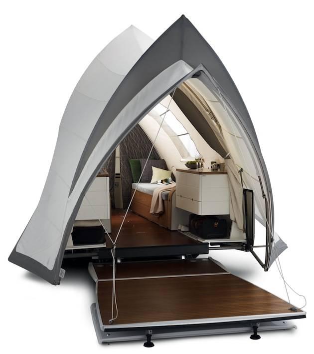 Opera - мобильный дом на колесах