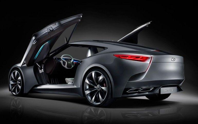 Hyundai HND-9 Genesis Coupe