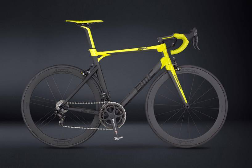 BMC Lamborghini 50th Anniversary Edition Impec
