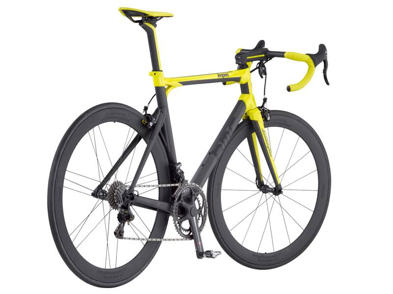 Велосипед от BMC Lamborghini