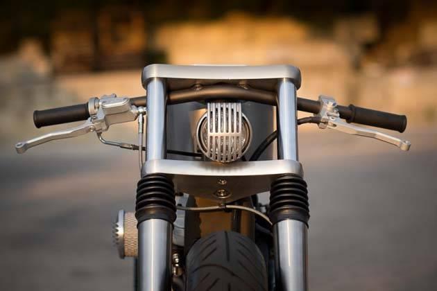 Harley Sportster Zephyr от Bull Cycles