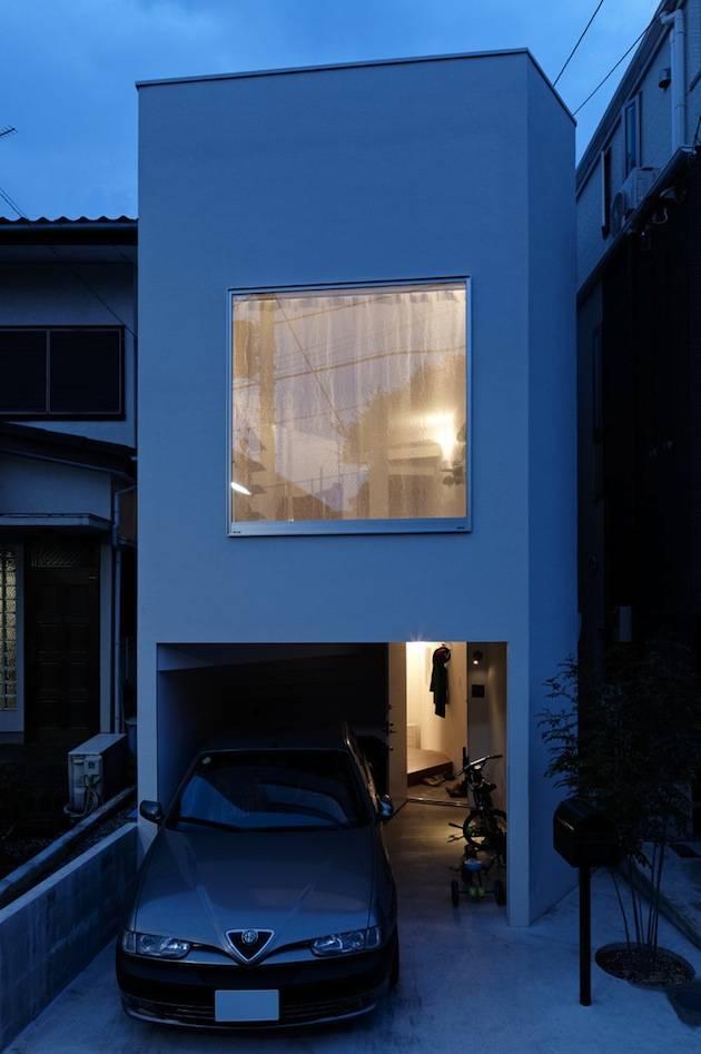 Дом-спираль от Akihisa Hirata Architecture Office
