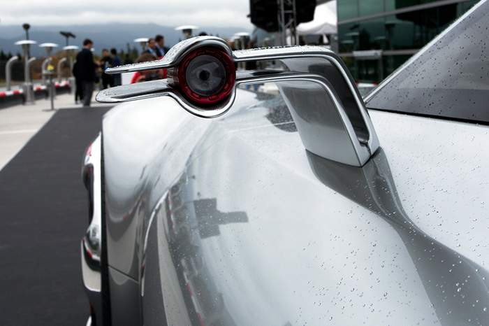 Mercedes Benz AMG Vision
