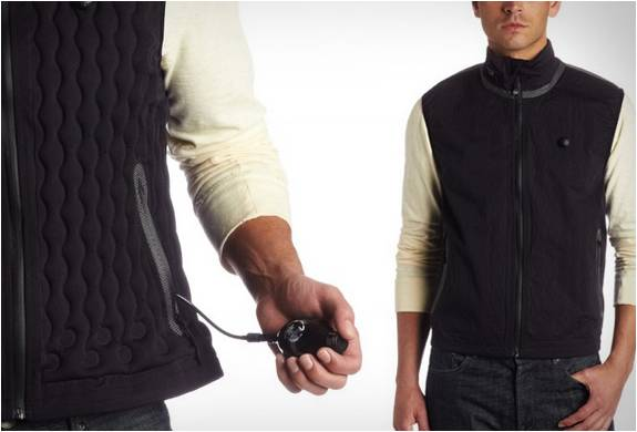 Kinetic Vest жилет от KLYMIT