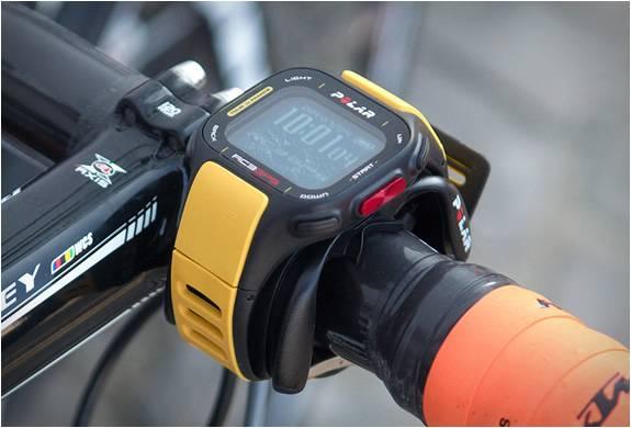 Часы Polar RC3 c со встроенным GPS