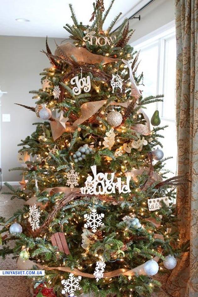 30 идей украшения дома к новогодним праздникам