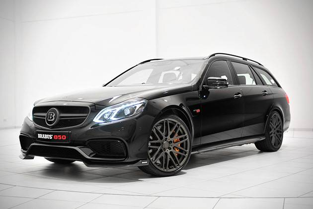 Mercedes-Benz E63 AMG S Wagon