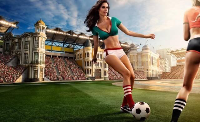 Календарь для Чемпионата мира по футболу