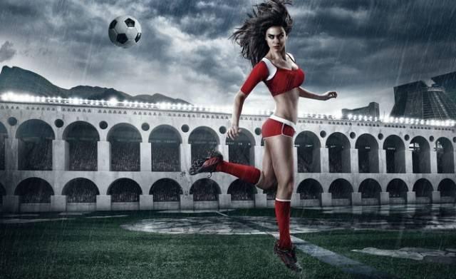 Календарь по футболу 2014