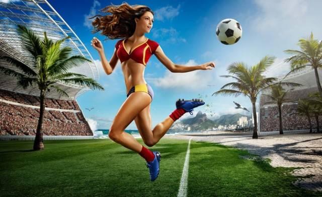 фото Чемпионата по футболу от Тима Таддера