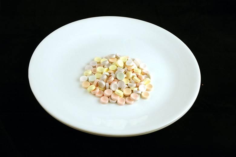 Сладкие конфетки 57 г = 200 ккал