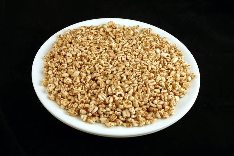 Пшеничные зерна 53 г = 200 ккал