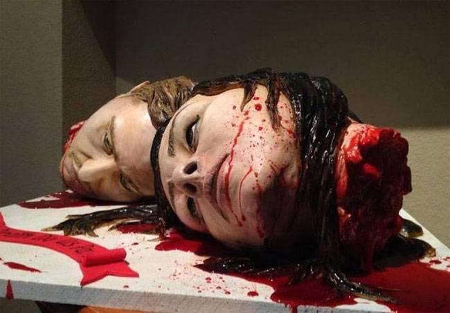 Свадебный торт - Пока смерть не разлучит нас