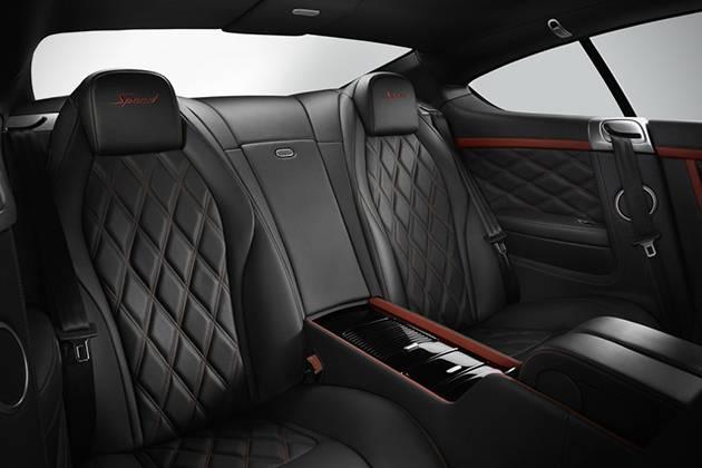 Легендарное купе от Bentley - Continental GT Speed 2015 - четырехместный