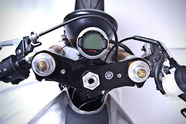 Yamaha Virago XV920 от Colin Darling