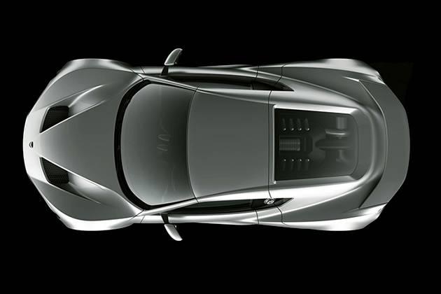 Заднеприводный суперкар Zenvo ST1