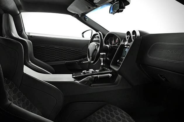 Zenvo ST1 - первый автомобиль