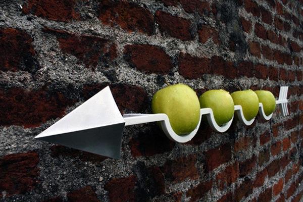 полка для яблок