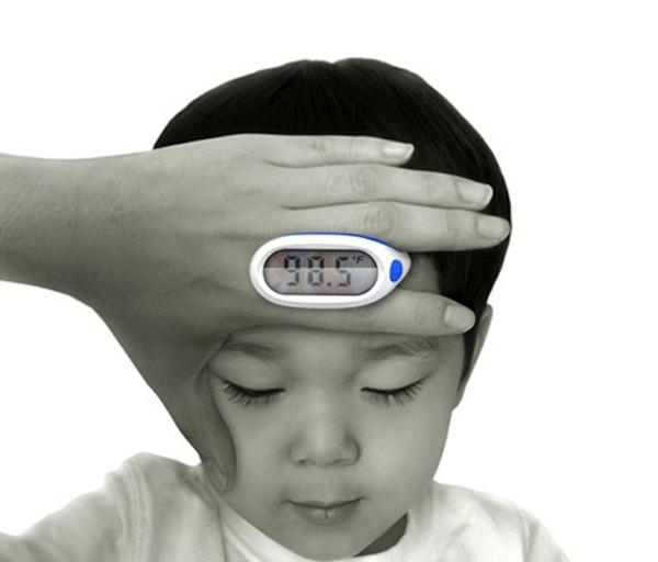 детский градусник