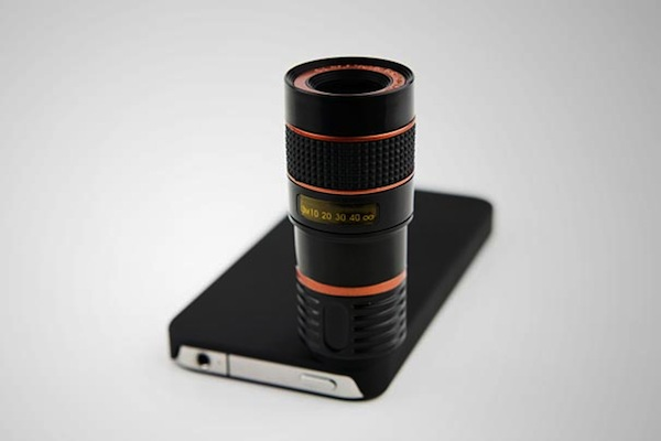 объектив для айфона