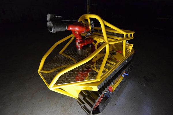 Термит пожарный робот