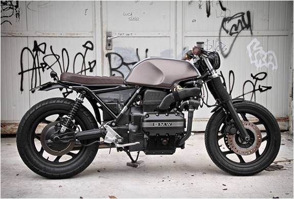 BMW K75 от  Moto Sumisura