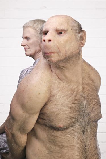 Гиперреалистичные скульптуры