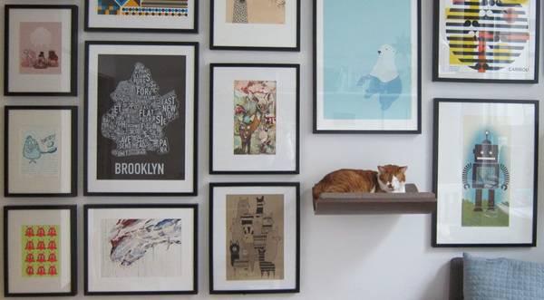 Дизайнер Akemi Tanaka и полка Curve Pet Bed