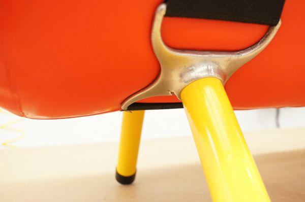 Emergency Bench by Jamie Wolfond