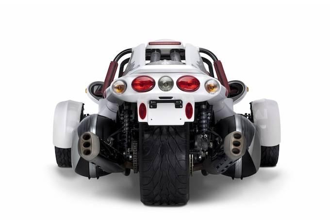 T-REX 16S от Campagna Motors