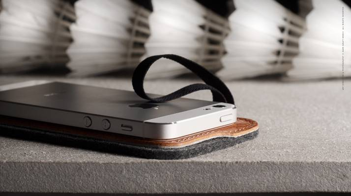 Sport iPhone 5 Case от  Hard Graft
