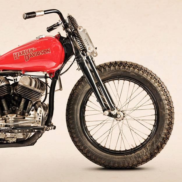 Harley-Davidson WR Racer Bike 1946