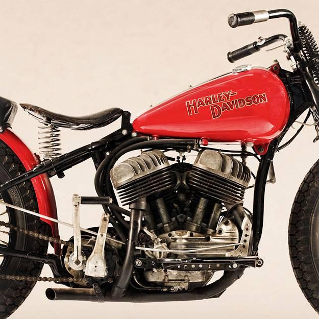 1946 Harley-Davidson WR-45