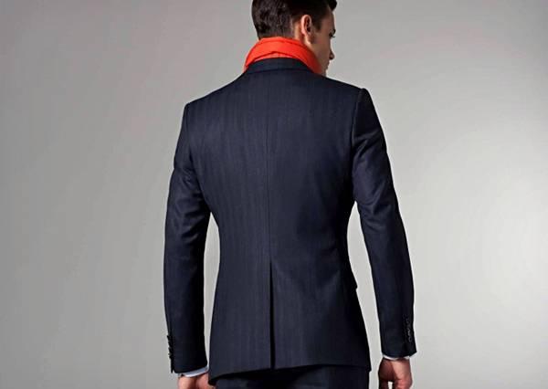 Мужской костюм Indochino Nanotech Storm Suit