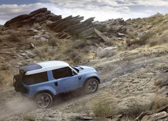 Land Rover - Baby SUV