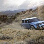 Land-Rover baby SUV