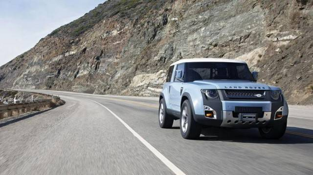 Land Rover - Baby SUV