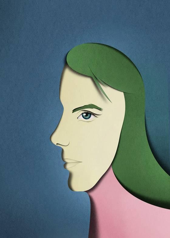 Эйко Ойала - иллюстратор, графический дизайнер