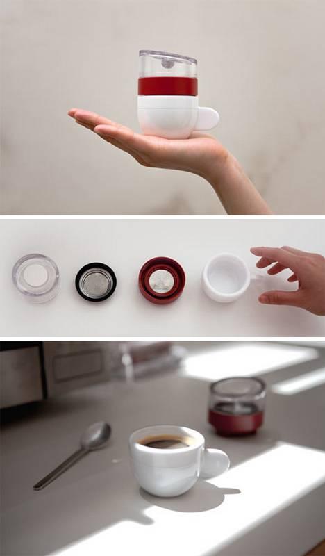 кофеварка Piamo от LUNAR