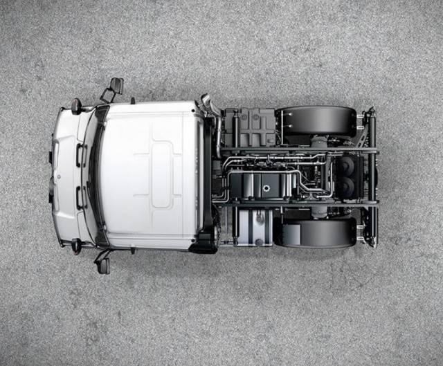 Новое поколение грузовиков Unimog