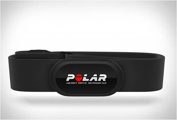 Polar RC3 c GPS