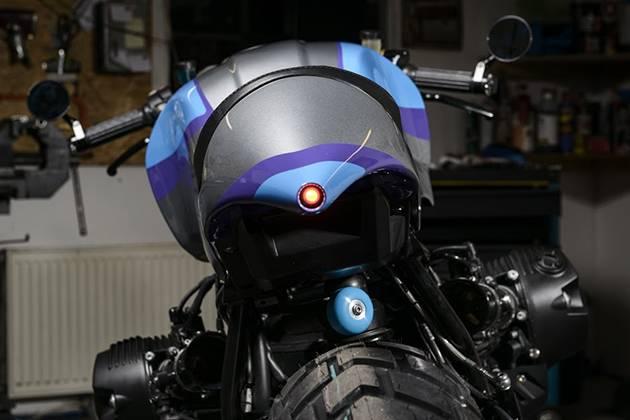 Мотоцикл BMW R nineT от Urban Motor