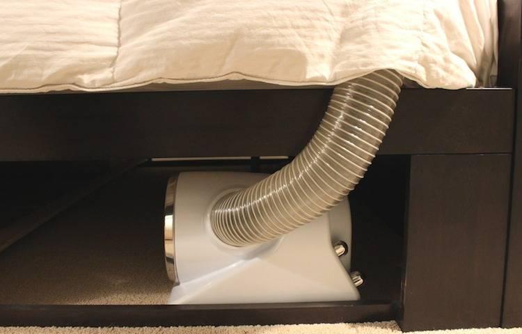 Bedjet для ультра быстрого нагрева или охлаждения вашей постели