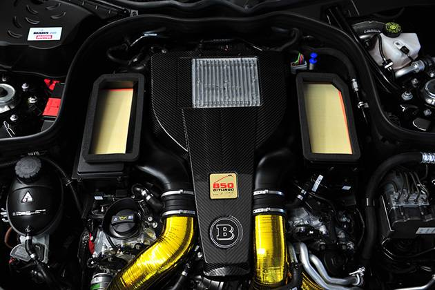 Mercedes-Benz E63 AMG S Wagon от Brabus